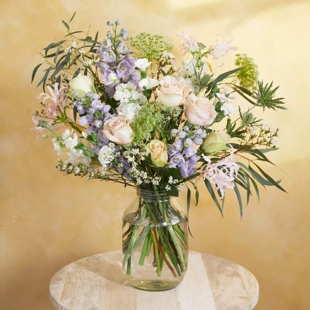 royaal veldboeket bloemen